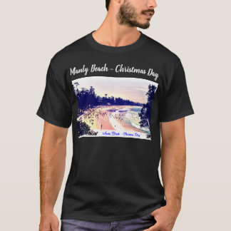 Manly Beach pride this Christmas? T-Shirt
