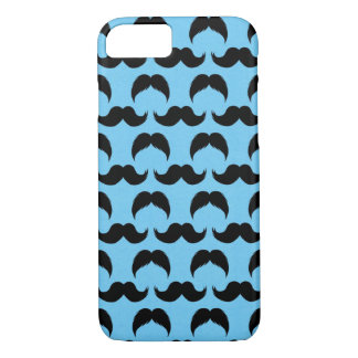 Manly Mustaches iPhone 8/7 Case
