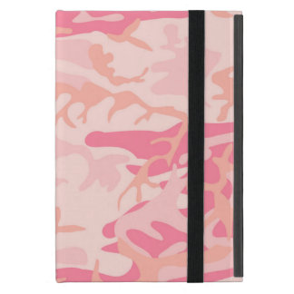 Manly Pink Camo Covers For iPad Mini