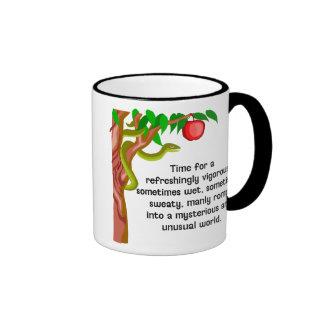 Manly Romp Mug