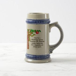 Manly Romp Coffee Mug