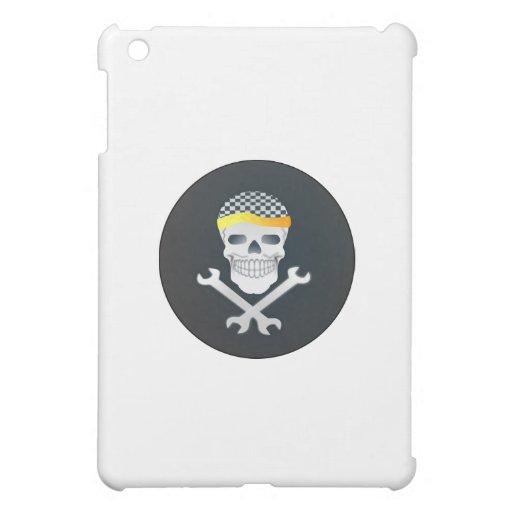 Manly Skull & Crossbones Case For The iPad Mini
