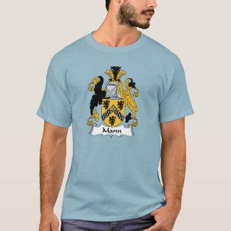 Mann Family Crest T-Shirt