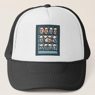 Mannequin Heads Trucker Hat