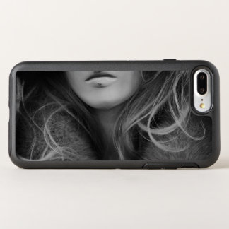 Mannequin in Black and White OtterBox Symmetry iPhone 8 Plus/7 Plus Case