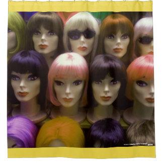 Mannequins Shower Curtain
