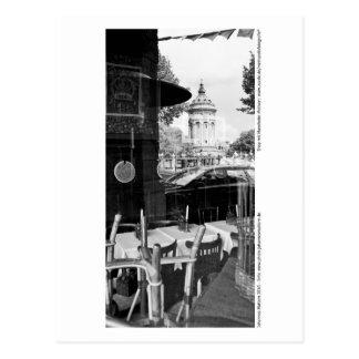 Mannheim - Arcaden at the water tower Postcard