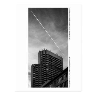 Mannheim - Collinicenter Postcard