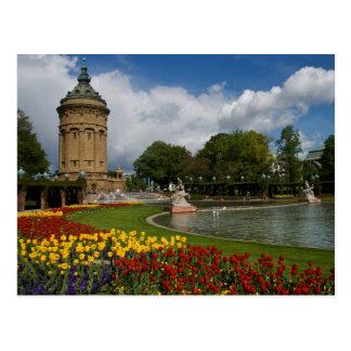 Mannheim, Germany Postcard
