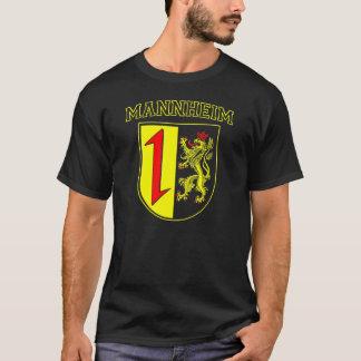 Mannheim Germany Wappen/Crest T-Shirt