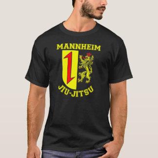 Mannheim Jiu-Jitsu (Wappen/Crest) T-Shirt