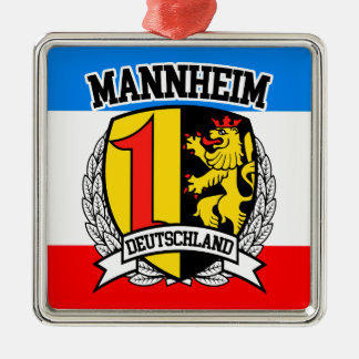 Mannheim Metal Ornament