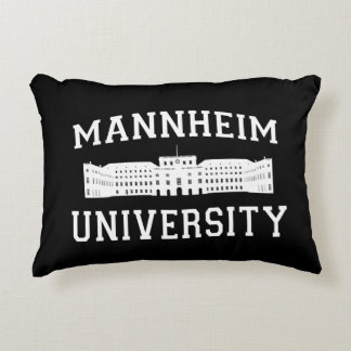 Mannheim University / Universität Mannheim Decorative Cushion