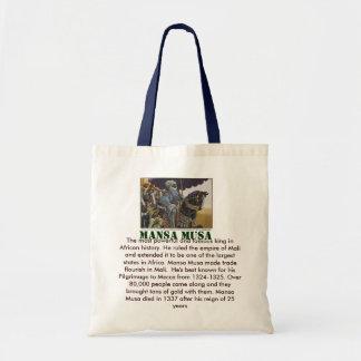 Mansa Musa Tote Bag