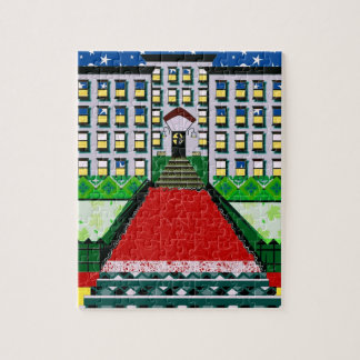 Mansion Puzzle