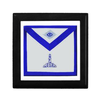 Mansonic Senior Warden Apron Gift Box