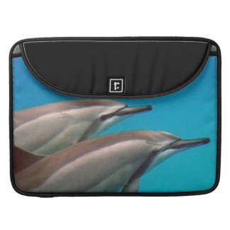 Manta Ray and Dolphins Sleeve For MacBooks