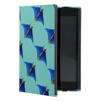 manta ray art case for iPad mini