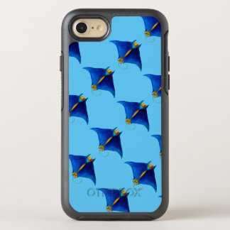 manta ray art OtterBox symmetry iPhone 8/7 case
