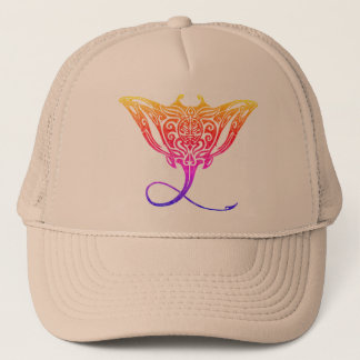 Manta Ray Trucker Hat
