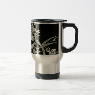 Mantis  Garden thermal to go cup