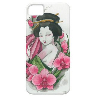 """Mantis Geisha"" Barely There iPhone 5 Case"