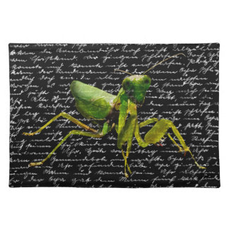Mantis Placemats
