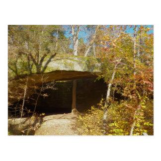 Mantle Rock, Livingston County Ky Postcard