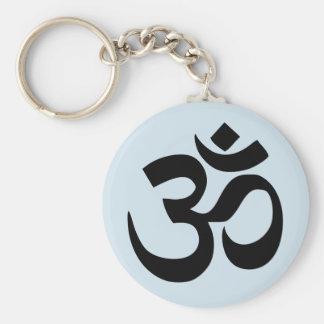 Mantra Om Keychain