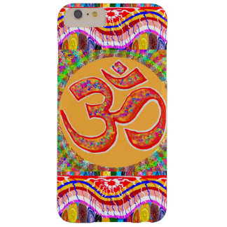 MANTRA  : OMmantra Hinduism Yoga Meditation Indian Barely There iPhone 6 Plus Case