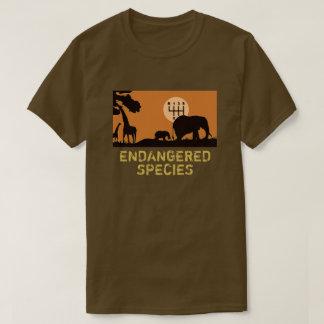 MANUAL - Endangered T-Shirt