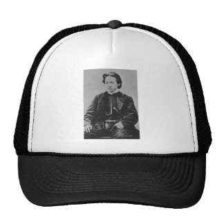 Manual laborer year three trucker hats