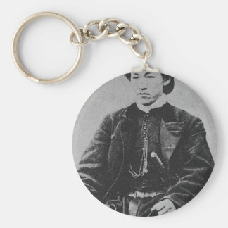 Manual laborer year three keychain
