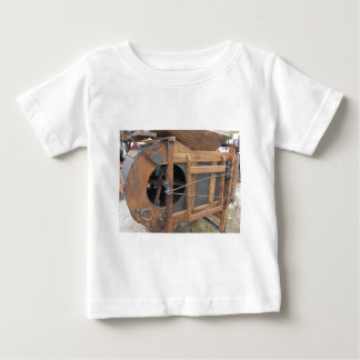 Manual machine used to shell the corn baby T-Shirt