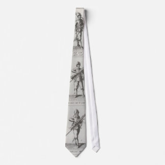 Manual of the Musketeer Tie