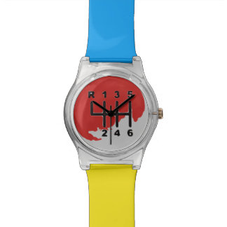 MANUAL Transmission - COLORS Watch
