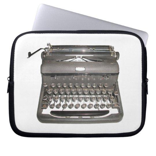 Manual Typewriter  Electronics Sleeve