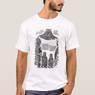Manuel Palaeologus protected by Virgin Mary T-Shirt