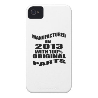 Manufactured  In 2013 With 100 % Original Parts iPhone 4 Case-Mate Cases