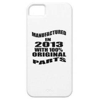 Manufactured  In 2013 With 100 % Original Parts iPhone 5 Cases