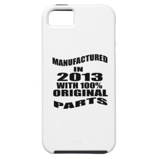 Manufactured  In 2013 With 100 % Original Parts iPhone 5 Covers