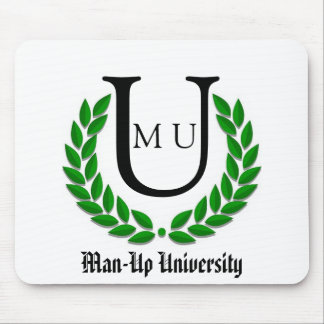 ManUp University Mouse Pad