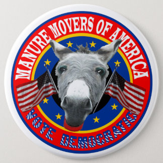 MANURE MOVERS OF AMERICA Pin