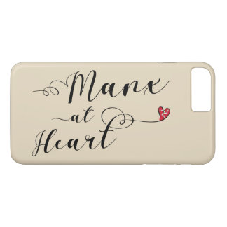 Manx At Heart Mobile Phone Case