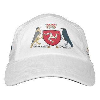 Manx coat of arms hat
