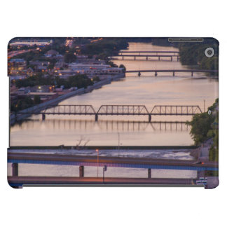 Many Bridges Span The Grand River, Sunset View Case For iPad Air