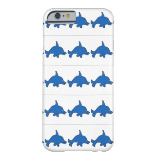 Many Dolphin Dannys Phone Case Barely There iPhone 6 Case