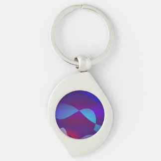 Many Drifting Objects Key Chains