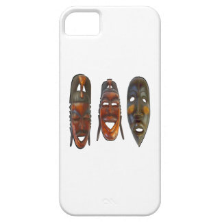 Many Faces Barely There iPhone 5 Case