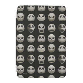 Many Faces of Jack Skellington - Pattern iPad Mini Cover